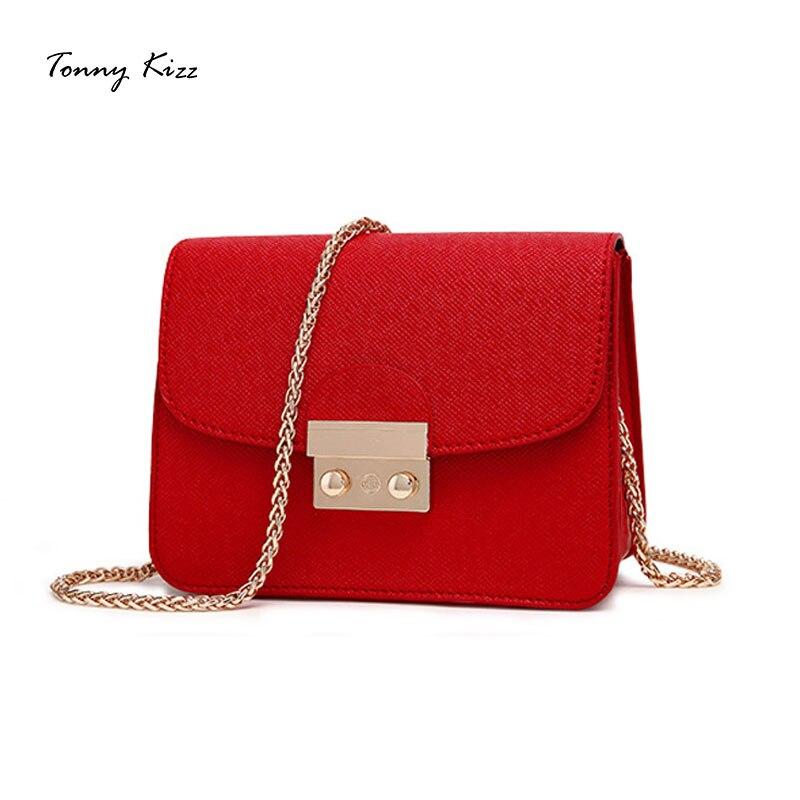 Mini crossbody bags for women small shoulder bag female messenger bags Tonny Kizz ladies retro PU leather flap bags 2018 shoulder bag
