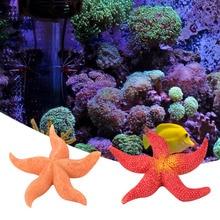 New Coral Decorative Ornaments Aquarium Fish Tank Artificial Resin Coral Plants Coral Aquarium Decoration For Fish Tank Decor цена