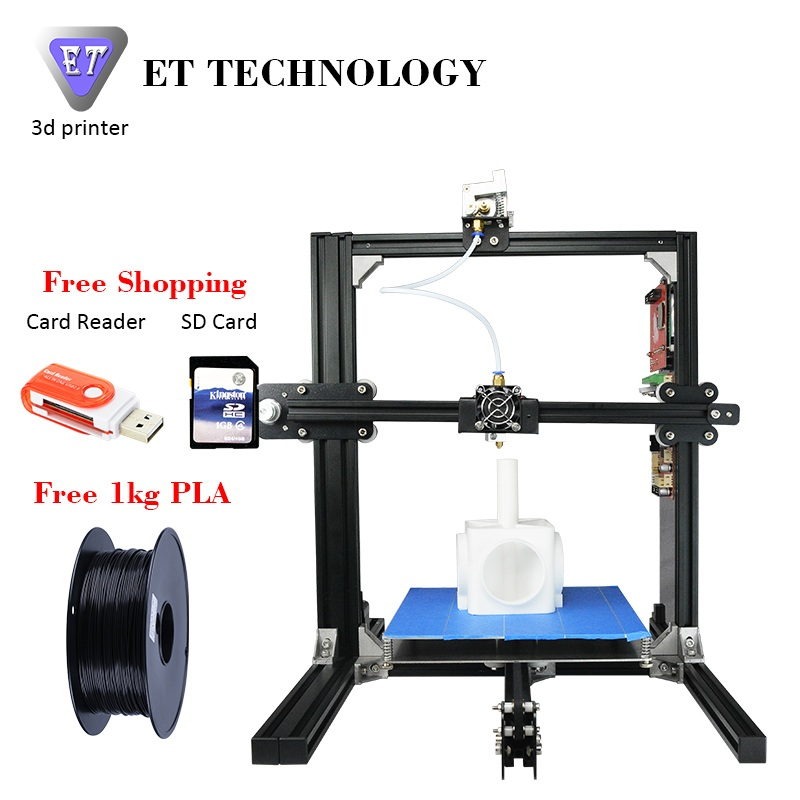 Consumer 3D Printer Cheap Price Do Not Break Your Wallet Money Saving Most Practical ET I3