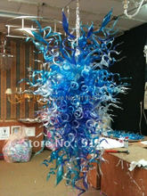 LR278-Free Shipping Hot Selling 60*120cm blue chandelier