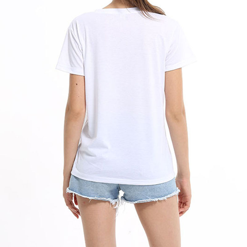 Women 3D Print T Shirt Gradient Color Owl Animal Tops Female Tee shirt Fashion Short Sleeve Clothes White T shirts in T Shirts from Women 39 s Clothing