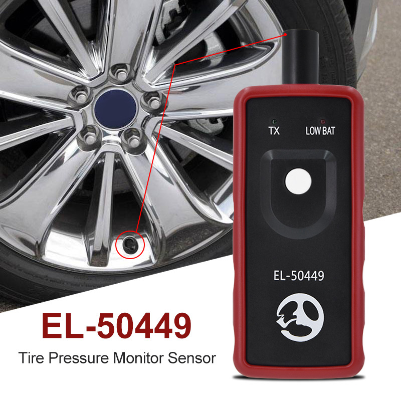 Car Vehicles Auto Automotive EL-50449 Tire Pressure Monitor Sensor TPMS Activation Tool for OEC-T5 for Ford