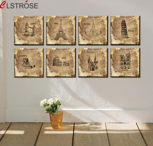 Paris, Sets, Tower, London, Piece, Pictures