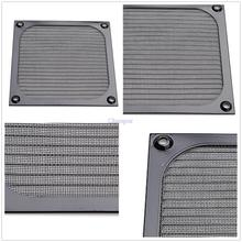Wholesale 120mm PC Computer Fan Cooling Dustproof Dust Filter Case for Aluminum Grill Guard