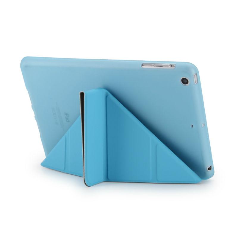 Lepo zaščiteno prožno mehko tpu silikonsko hrbtno torbico za - Dodatki za tablične računalnike - Fotografija 3
