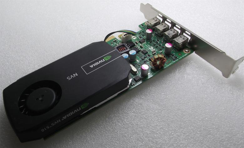 NVS510 67R1P C9C7J KVWRC G5Y6D QMGA3 4DP Graphics Card Warranty 3 Years