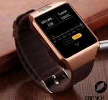 QW09 Smart Uhr Android Wifi 3G Smart Wacht Bluetooth 4,0 Armbanduhr MTK6572 Dual Core 512 MB/4 GB schrittzähler Smartwatch Telefon