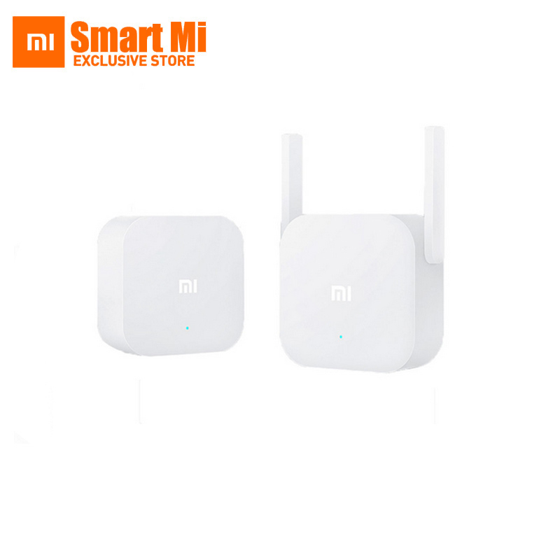 Original Xiaomi Mi WiFi Electric Cat Kit Including WiFi Adapter Host And WiFi Sub Extender Repeater Amplifier 2.4GHz 300Mpbs|original xiaomi mi wifi|mi wifi|xiaomi mi wifi - title=