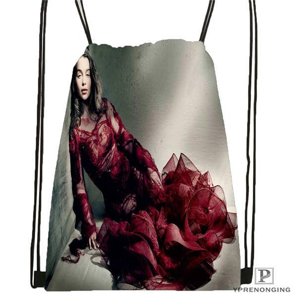 Custom Game of Thrones 01 Drawstring Backpack Bag Cute Daypack Kids Satchel Black Back 31x40cm 180611