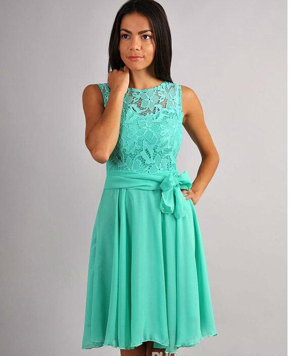 Compare prices on aqua bridesmaid dress online shopping for Blue green wedding dress