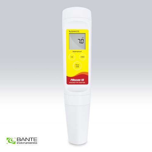Genuine Brand Waterproof Economical Pocket Digital pH tester Pen type pH meter High quality Dough Meat Skin Paper semisolid food 1 15ph pocket waterproof digital ph tester measuring semisolid substance with temperature measurement carrying case
