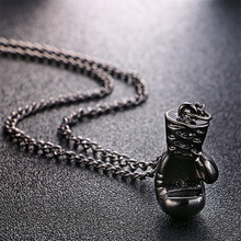 Boy's Mini Boxing Glove Shaped Pendants