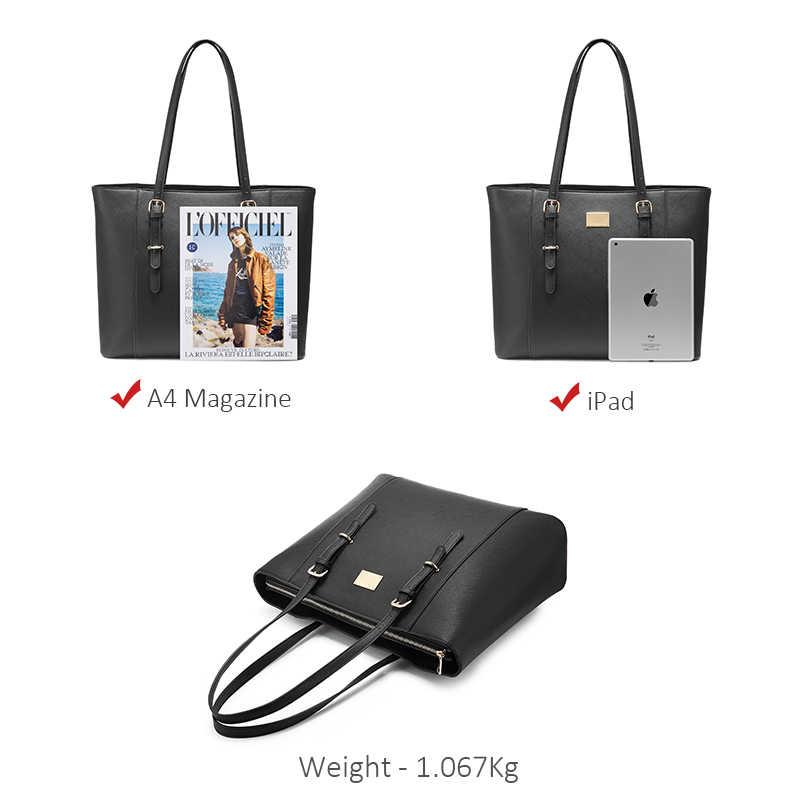 f92a7d2fd176 ... LOVEVOOK women handbags large tote bags ladies shoulder laptop office  bags for women 2018 working handbags ...