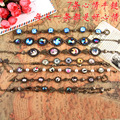 (1set=7pcs bracelet)DIY Material package retro bracelets jewelry accessories handmade material time precious stones