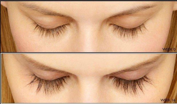 Herbal Extracts Eyelash Growth Serum