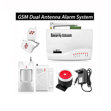 Well Designed	gsm alarm system security manual	wireless SMS  Mobile Phone Remote Control of  850/900/1800/1900 MHz