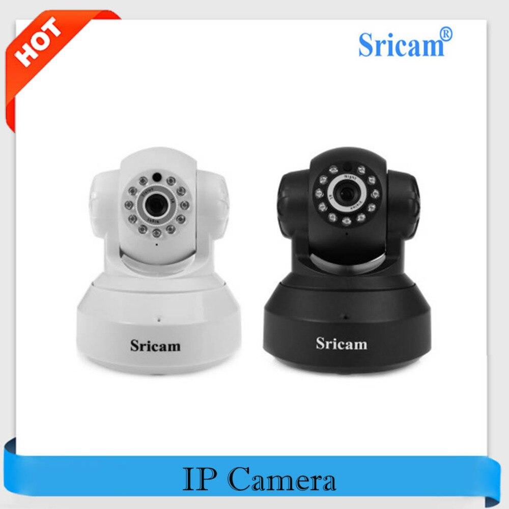 imágenes para Alarma de Seguridad Cámara de Visión Nocturna Cámara IP WiFi HD 720 P inalámbrica Doméstica Sistema de Cámara Ir-cut bidireccional de Audio IP Cam Cámara Sricam SP005