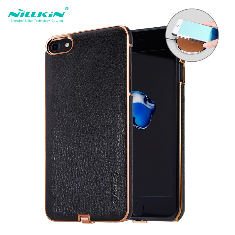 4.7 inch Nillkin wireless receiver case for iphone 7 case cover Qi wireless charger receiver cover power charging Transmitter4.7 inch Nillkin wireless receiver case for iphone 7 case cover Qi wireless charger receiver cover power charging Transmitter
