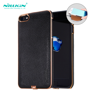 Image 1 - 4.7 inch Nillkin wireless receiver case for iphone 7 case cover Qi wireless charger receiver cover power charging Transmitter