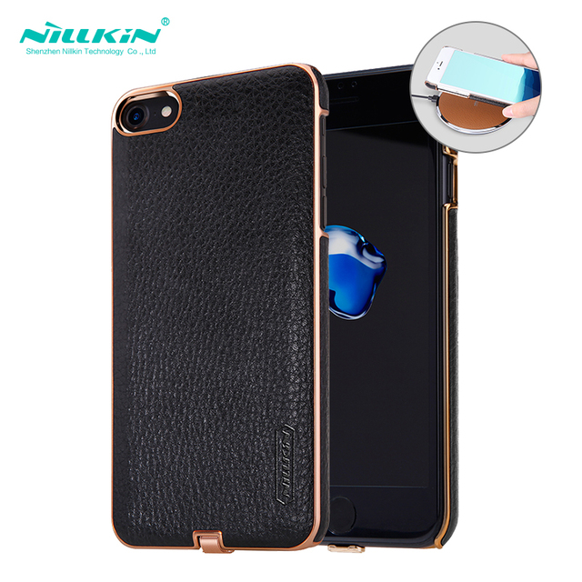 4.7 inch Nillkin wireless receiver case for iphone 7 case cover Qi wireless charger receiver cover power charging Transmitter