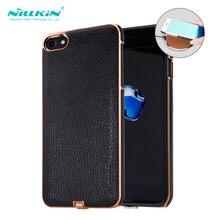 4.7 pouces Nillkin boîtier récepteur sans fil pour iphone 7 housse de protection Qi chargeur sans fil récepteur couvercle de charge émetteur