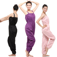 Strap Trousers Network Weight Loss Suits Children Sports Aerobics Dance Academy Special Sauna Sweating MM