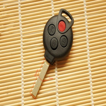 Good Quality For Benz Smart Key Shell 3+1 Button Without Logo