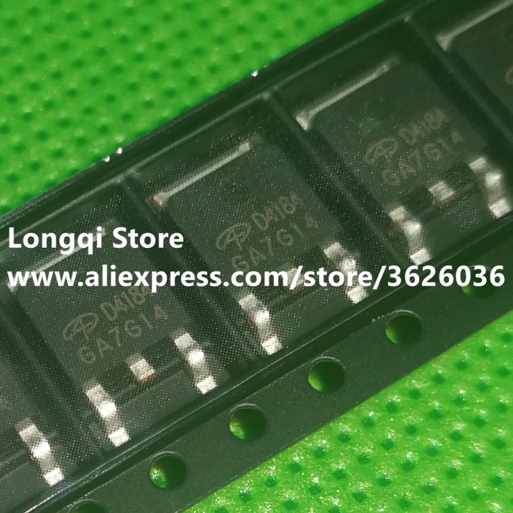 10PCS AOD4184L <font><b>D4184</b></font> TO-252-2(DPAK) TO-252 Plastic Encapsulated Device 40V N-Channel MOSFET NPN 50A 40V image