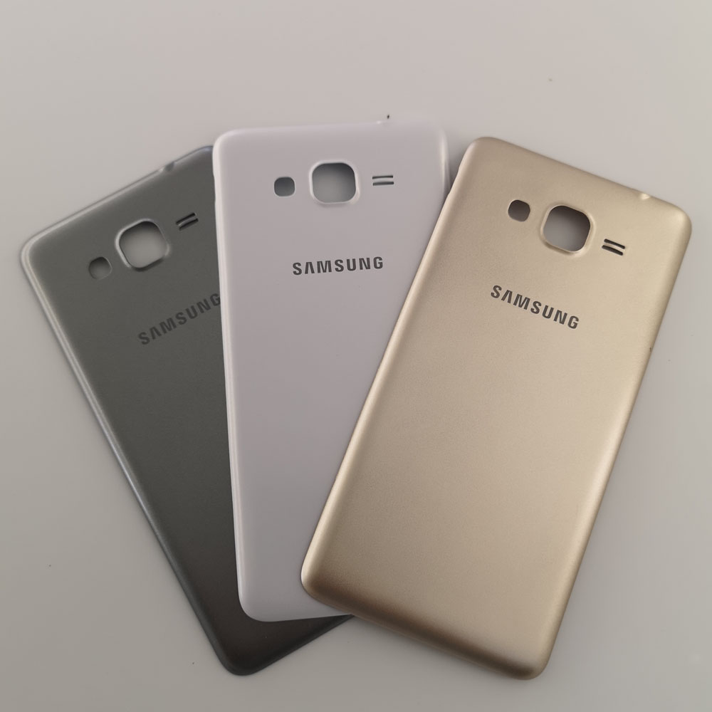 Battery Back Cover Door For <font><b>Samsung</b></font> <font><b>Galaxy</b></font> <font><b>Grand</b></font> <font><b>Prime</b></font> G530 <font><b>G530H</b></font> G530F G531 G531H G531F Rear Housing <font><b>Case</b></font> Door Rear Cover image
