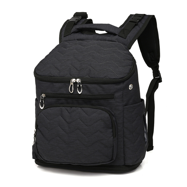 Chu JJ New Designer Multifunction Women Backpack Nylon Pregnant Woman Bags  Mother Backpack Bag Travel Bag 071245ed32b0a