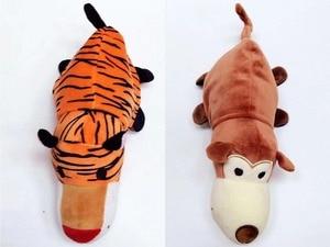 Image 5 - 2018 karikatür çocuk peluş yumuşak oyuncak çocuk oyuncakları erkek kız çocuklar için komik Vyvernuli rus oyuncaklar nakliye rusya