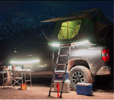 LED Rope Lights for Camping, Hiking, Safety, Emergencies (6)