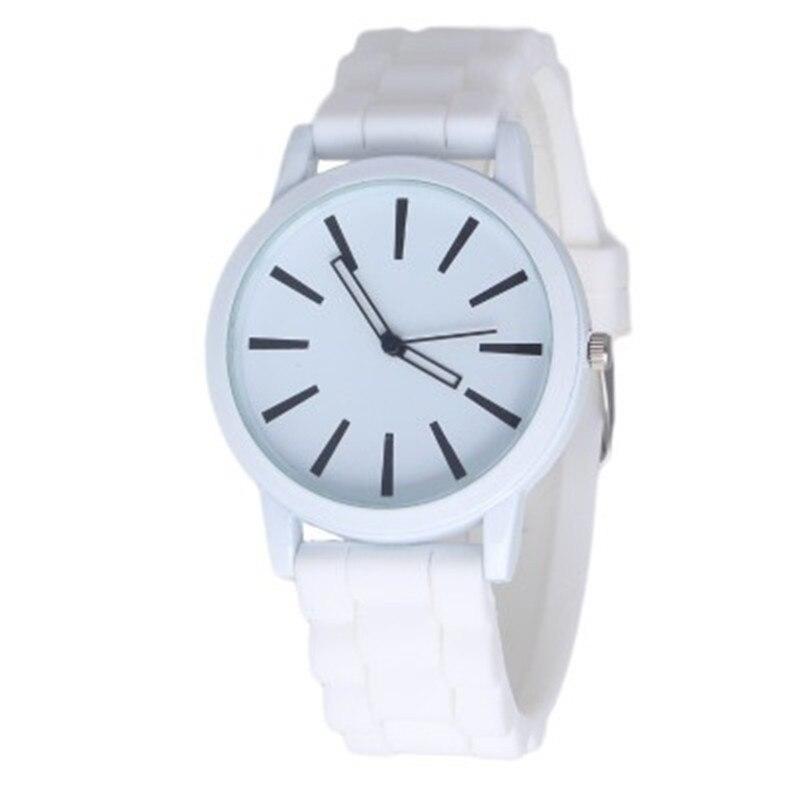 Relojes Mujer 2019  Womens Watch Bracelet Free Shipping Sport Popular Quartz Buckle Silicone Round