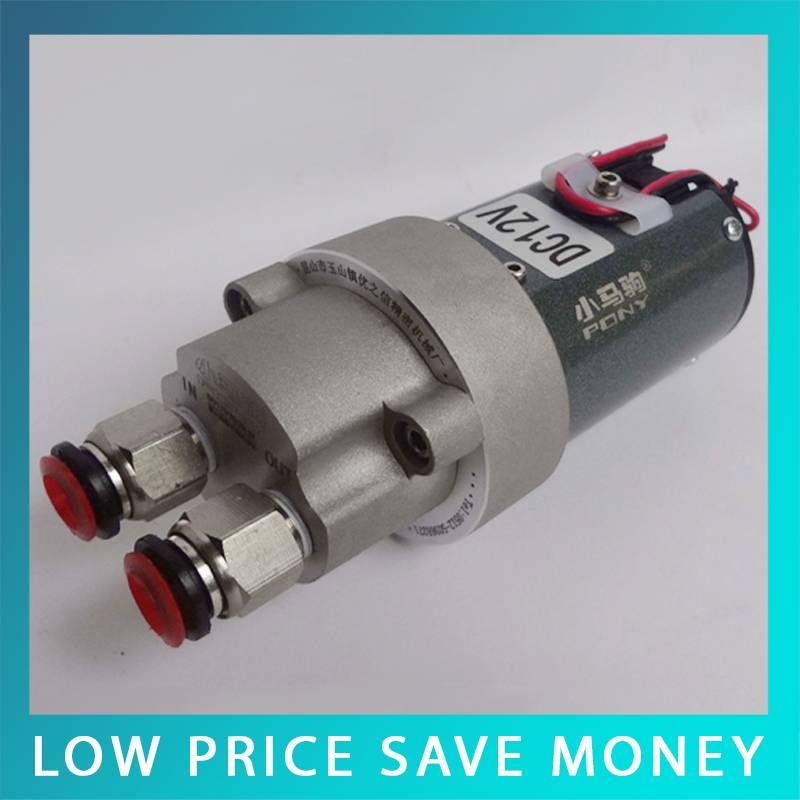 23 W Mini pompe à huile de voiture DC pompe électrique