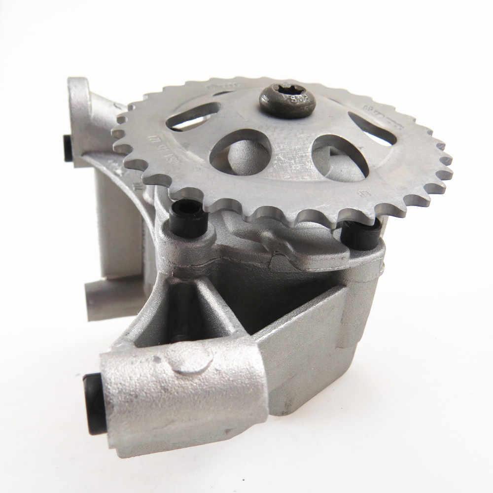 TUKE 1.6 1.8 T 2.0 מנוע משאבת שמן עצרת עבור פולקסווגן גולף 5 בורה חיפושית Polo Caddy Jetta MK6 MK4 פאסאט אלטאה סיאט ליאון 06A 115 105