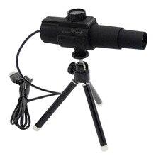 Smart Digital Cámara ZOOM Telescopio Monocular Ajustable Escalable 70X HD 2.0MP USB Monitor para Fotografiar la Grabación En Vídeo