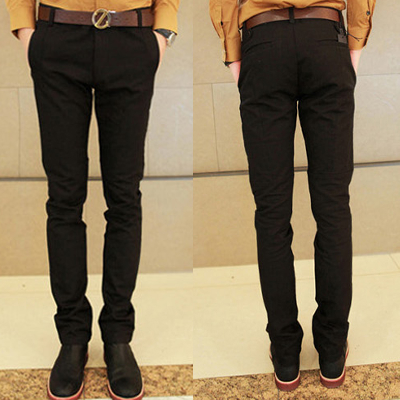 Online Get Cheap Slim Chino Pants Men -Aliexpress.com | Alibaba Group