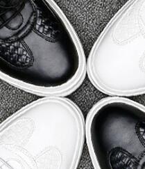 Chaussures homme cuir blanc A83 (1)-A83 (3)Chaussures homme cuir blanc A83 (1)-A83 (3)