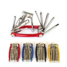 New Mini Repair Tool 11 in 1 Bicycle Moutain Road Bike Tool Cycling Multi Repair Tools Kit Wrench Bike Repair Tools Hot Sale
