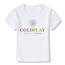 Children Coldplay T-shirt