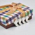 Pies Del Bebé Collar de Plata personalizada, 4 Pies Collar Nombres Grabados, Madre personalizada Collar con Piedra Natal, Regalo de navidad