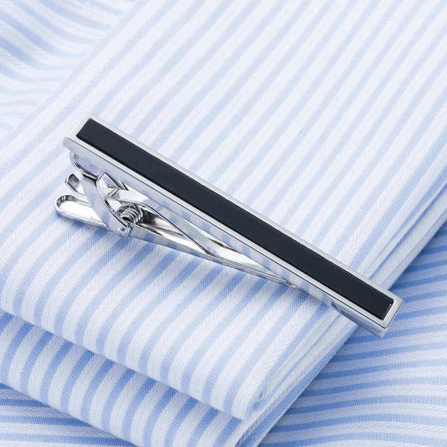 Vagula Tie Clip & Cufflinks Set