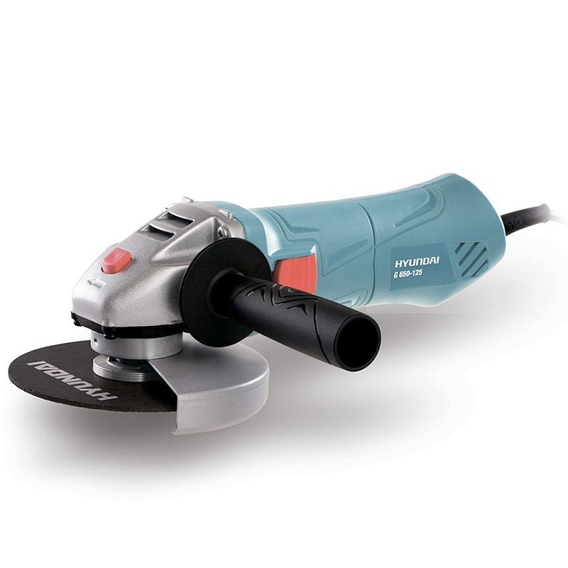 ФОТО Angle grinder Hyundai G 650-125