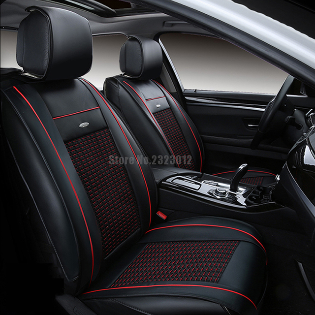 special leather car seat covers for citroen c3 xr c4 cactus c2 c3 aircross suv car accessories. Black Bedroom Furniture Sets. Home Design Ideas
