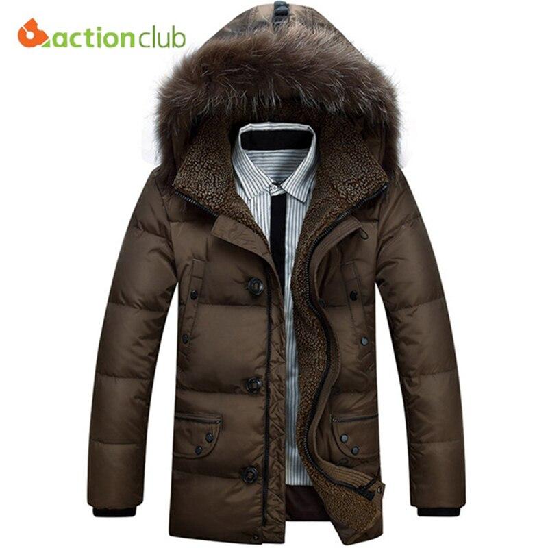 Online Get Cheap Mens Parka Jackets Fur Hood -Aliexpress.com ...