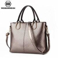 Borse delle donne di Trasporto Libero 2017 Vendita A Buon Mercato Moda In Pelle da Donna Borsa di Lusso Della Signora Handbag 6 Colori Femminile Bayan Canta
