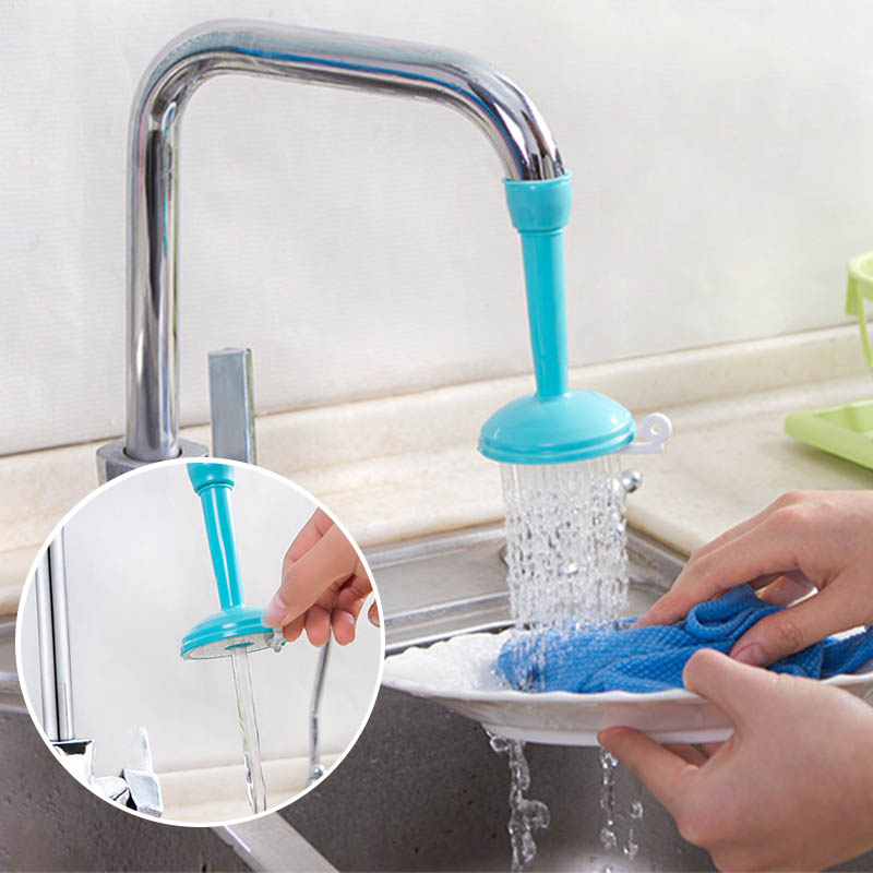 Faucet Extender fun Animals Kitchen Water saver Baby Kids Hand Washing Bathroom Sink Gift Shower Products Children Adult Sprayer