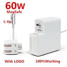 НОВЫЙ Hi-Q OEM магнитный l-наконечник 60 Вт ноутбук MagSaf * Адаптер питания зарядное устройство для Apple MacBook Pro 13 »A1181 A1184 A1278 A1330 A1344