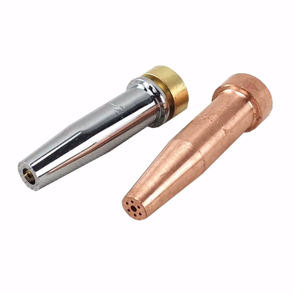 Size 2 6290NX-2 Harris Cutting Torch Tip For Oxygen Propane