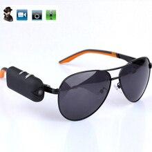 Носимых устройств Смарт очки спортивные очки цифровой HD 720 P видео Диктофон солнцезащитные очки Камера Espia объектив веб-